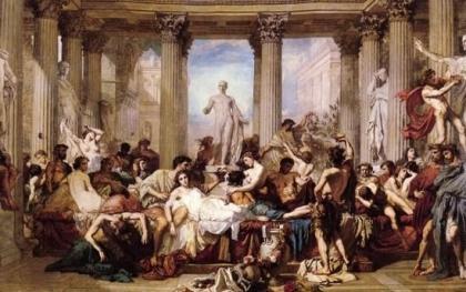 罗马是情欲天堂的10大原因 卖淫、乱伦时常发生!