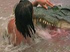 鳄鱼将裸身男子拖入水中 次日又将其尸体完好送回(好诡异)
