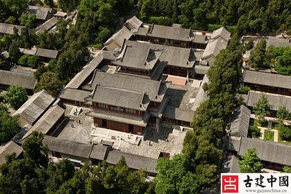 北京四合院——中国传统民居建筑的典范