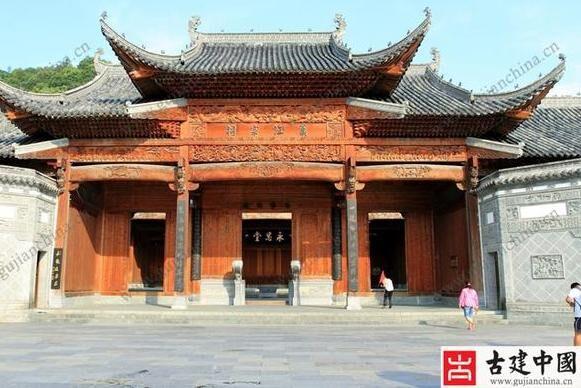中国古建筑中的祠堂文化