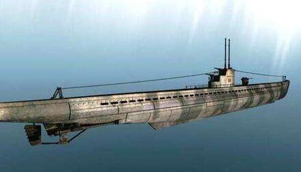神出鬼没幽灵潜艇,地球之外的新世界(海底惊魂