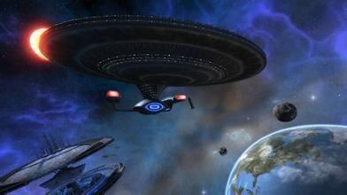 外星飞船,数千年前就已降落地球进行探索