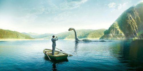揭秘尼斯湖水怪之谜,竟只是大象的鼻子