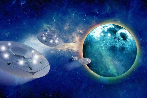 外星人不离开它们星球的原因是太空技术不发达