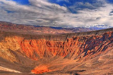 美国死亡谷之谜 从恐怖杀人谷变国家公园是因为环境的极度恶劣