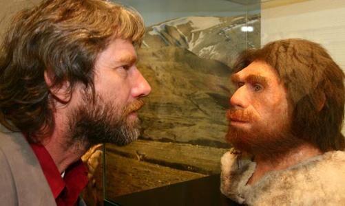 最令人恐怖的十大科学理论 尼安德特人和人类没有混合