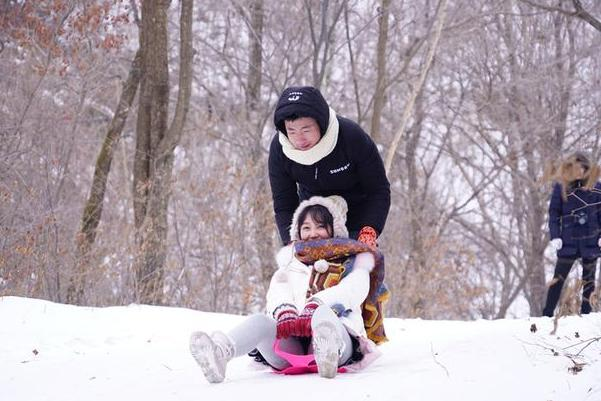 隐藏在辽宁本溪的小众景点,冬天美成了冰雪童话