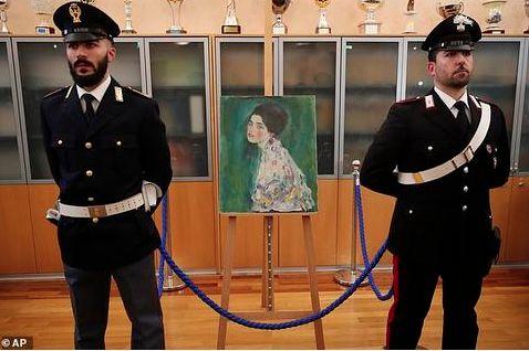 奥地利4.5亿名画消失23年被找到 真相让人惊呆