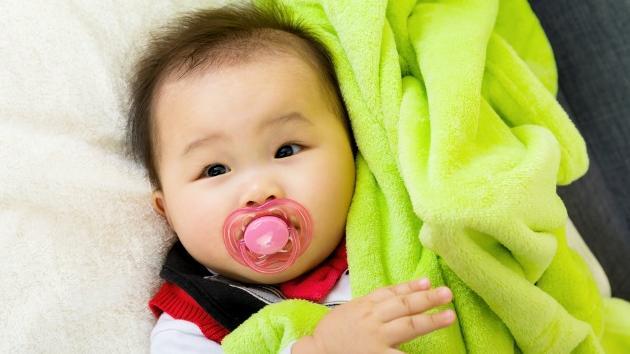 奶嘴对你的宝宝有好处吗?