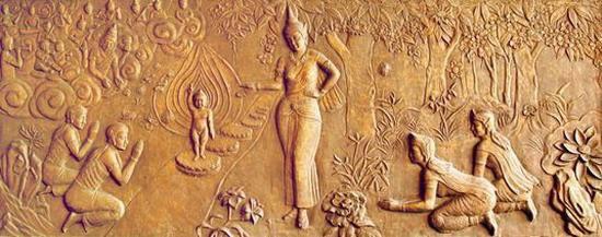 释迦牟尼佛的一生