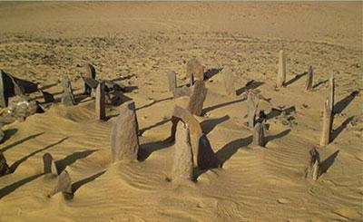 沙漠谜团大盘点 神秘又危险的禁地