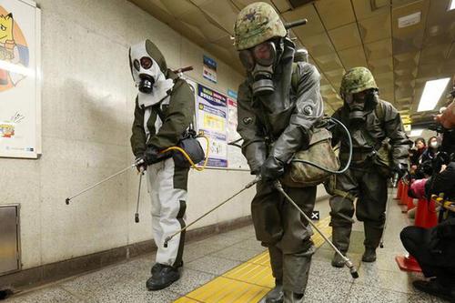 东京地铁毒气事件始末