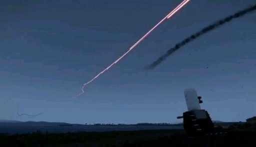 伊朗导弹攻击以色列, 以军是这样拦截的