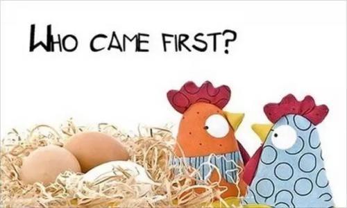 """究竟是""""鸡生蛋还是蛋生鸡""""?有没有科学的解释?"""