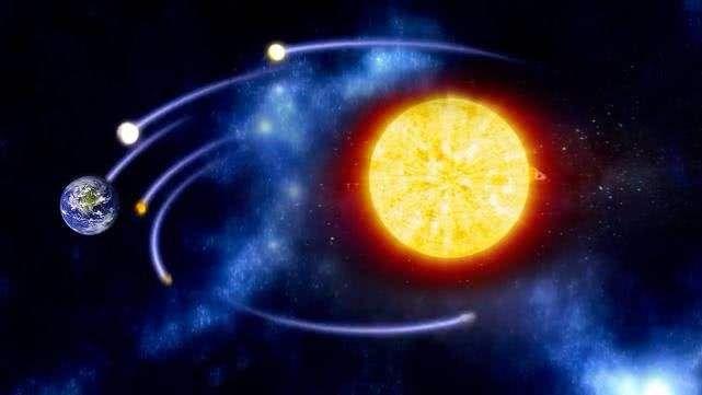 科学家们说永动机不存在,那为什么地球一直在转动?