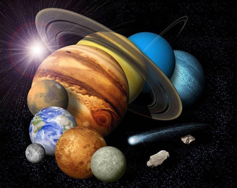 金星盈亏,土星星环,你会观星吗?