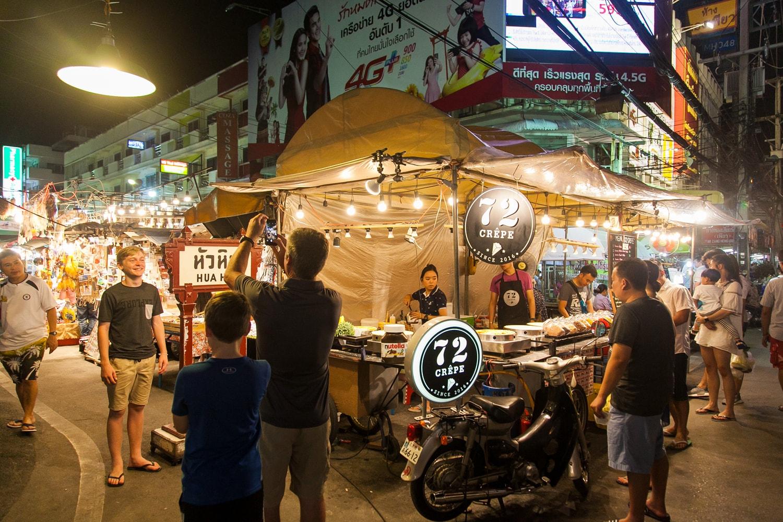 泰国最值得去的夜市,一条街700米,却是全世界游客的购物天堂