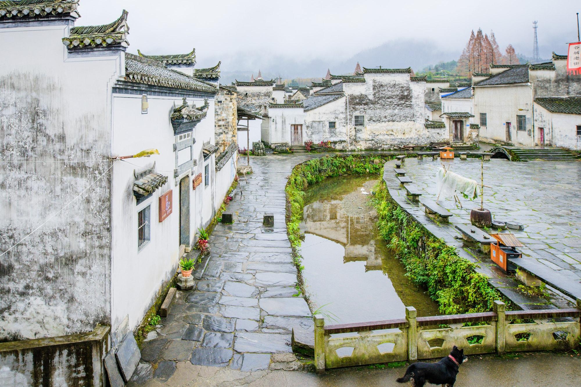 掩藏在皖南218线上最原生态的古村落,拥有千年历史,却常被忽略