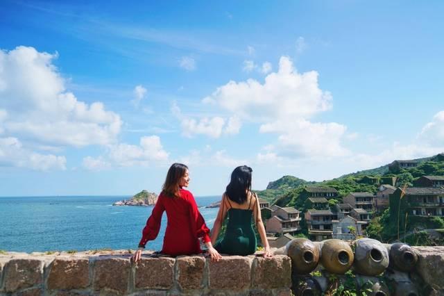 惊叹!中国最美无人村,位于浙江的海岛上,无敌海景房全部空荡荡
