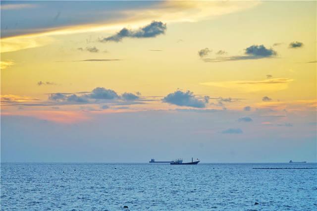 """浙江最美海岛旅行,这个沙滩被称为""""南方北戴河"""",宛若海上仙境"""