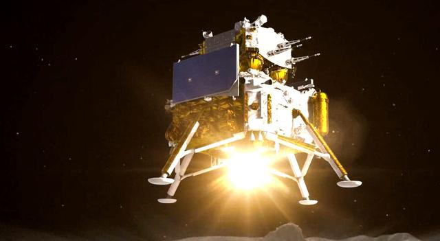 嫦娥5号回到地球,一不起眼动作却暴露实力,白宫:这不是运气