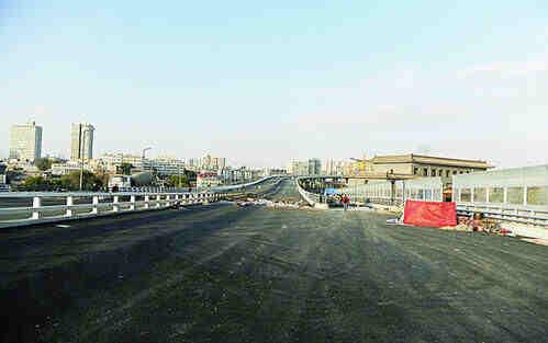 东峰路将北延7.3公里(北涧河至卧虎山路) 市民出行更便捷