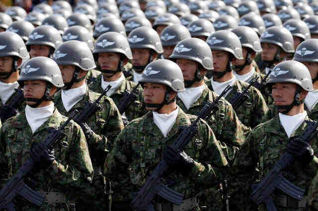 日本自卫队隐藏力量曝光,向灾区投放4万兵力,努力脱离强国附庸