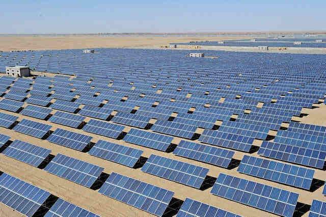 1度电只用1毛钱,中国光伏改变世界用电,装机容量位列世界第一