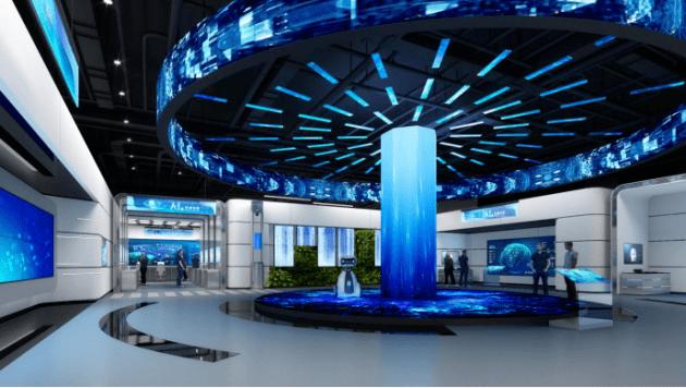 """青岛人工智能创新应用展示中心正式开放!云天励飞助力打造AI产业""""生态雨林"""""""